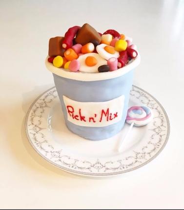 pick n mix cake