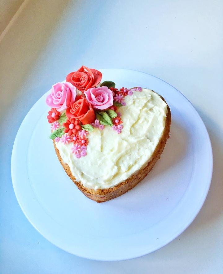 Valentines cake♥♥♥
